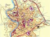 Detailed Map Of Rome Italy Map Of Rome 350ce Ancient Rome Rome Ancient Rome Roman Empire Map