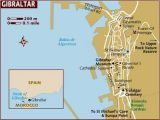 Detailed Map Of Spain with Cities Large Gibraltar Maps for Free Download and Print High Resolution