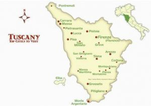 Detailed Map Of Tuscany Italy the Best 10 Places to Visit In Tuscany Italy