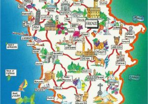Detailed Map Of Tuscany Italy toscana Map Italy Map Of Tuscany Italy Tuscany Map toscana Italy