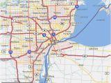 Detroit Michigan Map Google Airports In Michigan Map Beautiful Michigan Maps Directions