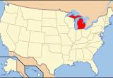 Diamond Lake Michigan Map List Of islands Of Michigan Wikipedia