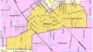Dickinson Texas Map Dickinson Texas Revolvy