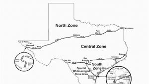 Dillon Texas Map Texas Hunting Zones Map Business Ideas 2013