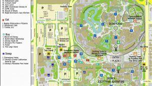 Disneyland and California Adventure Map California Adventure Land Map Reference Map Od Disneyland