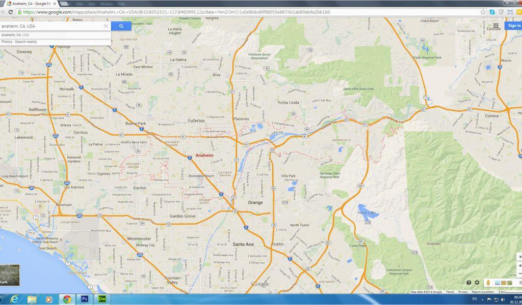 Disneyland California Google Maps Google Maps Disneyland ... on google earth satellite maps, weather anaheim, google maps disneyland, kenos anaheim, google maps street view, map of california cities anaheim,
