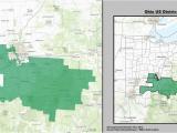District Map Of Ohio Ohio S 15th Congressional District Wikipedia