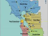 Dominican University Of California Map San Francisco On Map Of California Massivegroove Com