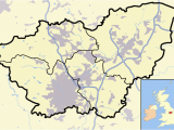 Doncaster On Map Of England Rotherham Familypedia Fandom Powered by Wikia