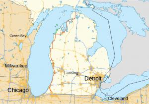 Douglas Lake Michigan Map U S Route 31 In Michigan Wikipedia
