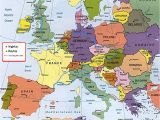Downloadable Map Of Europe Spain On the Map Of Europe