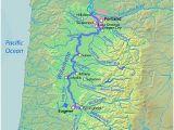 Drain oregon Map River Map Of oregon Secretmuseum
