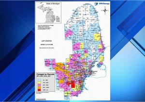 Dte Power Outage Map Michigan View Outage Map Dte Power Outages By