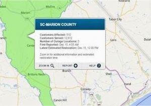 on duke energy power outage map florida