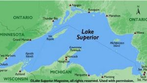 Duluth Michigan Map Lake Superior Jay Gatsby Worked for Dan Cody On A Boat On Lake