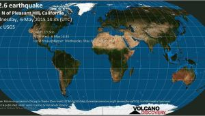 Earthquake Map Italy Earthquake Info M2 6 Earthquake On Wed 6 May 14 35 12 Utc 1km N