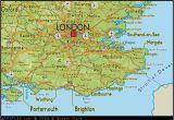 East Coast England Map Map Of south East England Map Uk atlas