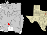 Eastern District Of Texas Map forest Hill Texas Wikipedia