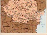 Eastern Europe Map 1980 Free Eastern Europe Maps