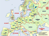 Eastern Europe Rivers Map List Of Rivers Of Europe Wikipedia