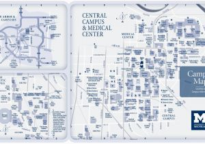 Eastern Michigan University Campus Map Campus Maps Secretmuseum