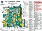 Eastern Michigan University Campus Map Main Campus Map 01 13 2019