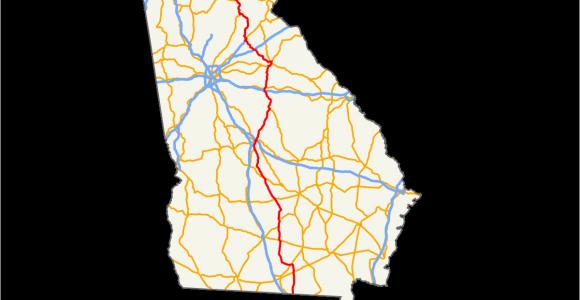 Eastman Georgia Map U S Route 129 In Georgia Wikipedia