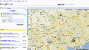 Edmonton Canada Google Maps A Closer Look at Ttc Routes On Google Maps