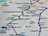 El Camino Trail Spain Map Pagina 5 Nuestra Narracia N Tiene Lugar En Las Ciudad Sagrada
