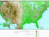 Elevation Map Of Alabama Us Elevation Road Map Fresh Us Terrain Map Lovely topographic Map