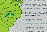 Elon north Carolina Map Elon University Elon Law About Elon Law Maps and Directions