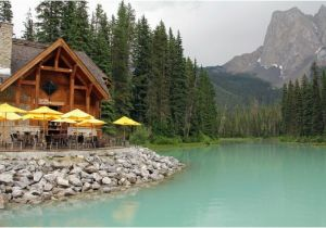 Emerald Lake Canada Map Emerald Lake Alberta Canada Picture Of Vancouver