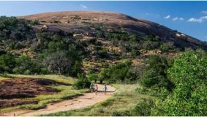 Enchanted Rock Texas Map Campground Details Enchanted Rock State Natural area Tx Texas