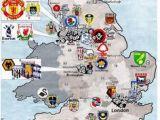 England Football Map 82 Best Football Images In 2019 British Football Football