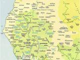 England Lake District Map Lake District Map Maps Of Cumbria National Park Boundaries