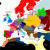England On Europe Map Europe 1430 1430 1460 Map Game Alternative History