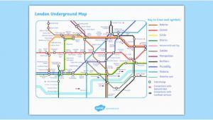 England Tube Map London Underground Map