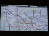 England Underground Map In Your Room Tv Tube Map Picture Of Hub by Premier Inn London