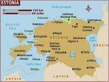 Estonia On Europe Map Estonia Book Visit Estonia now Via Www Nemoholiday Com