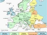 Estonia On Europe Map Estonia Time Zone Map