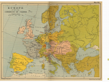 Europe after the Congress Of Vienna 1815 Map Index Of Courses Rschwart Hist151 Maps New Folder Maps