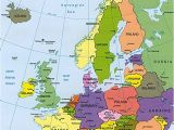 Europe and Scandinavia Map Sweden On Map and Travel Information Download Free Sweden