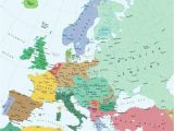 Europe before 1914 Map Map Of Europe In 1885 Croatia and Bosnia as Part Of the