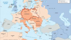 Europe before Ww2 Map Wwii Map Of Europe Worksheet
