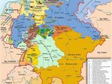 Europe In 1815 Map Map Of the Kingdom Of Hannover From 1815 1866 Home Of John