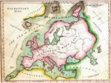 Europe Map 1820 the Power Of the Electorate Visualized In This Ground