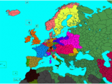 Europe Map In 1919 Maps for Mappers Historical Maps thefutureofeuropes Wiki