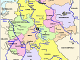 Europe Map In German Map Of Germany Germany In 2019 Germany Germany Travel Map
