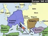Europe Map In the Middle Ages Dark Ages Google Search Earlier Map Of Middle Ages Last