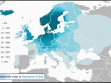 Europe Map Study Guide Germanic Y Dna Heritage Map Historical Maps Genetics